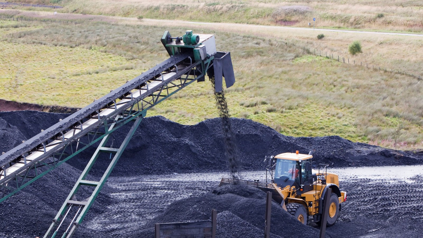 Coal mining industry today