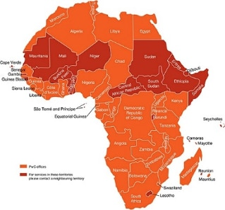 Our Africa footprint