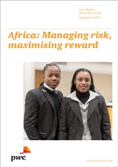 Africa Tax survey – Africa: Managing risk, maximising reward