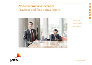 Non-Executive directors – Practices and Fees Trends Report - South Africa 2015