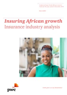 South African insurance industry analysis