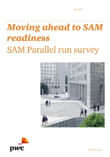 Moving ahead to SAM readiness - SAM Parallel run survey